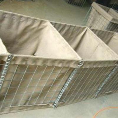 Standard blast wall barriers